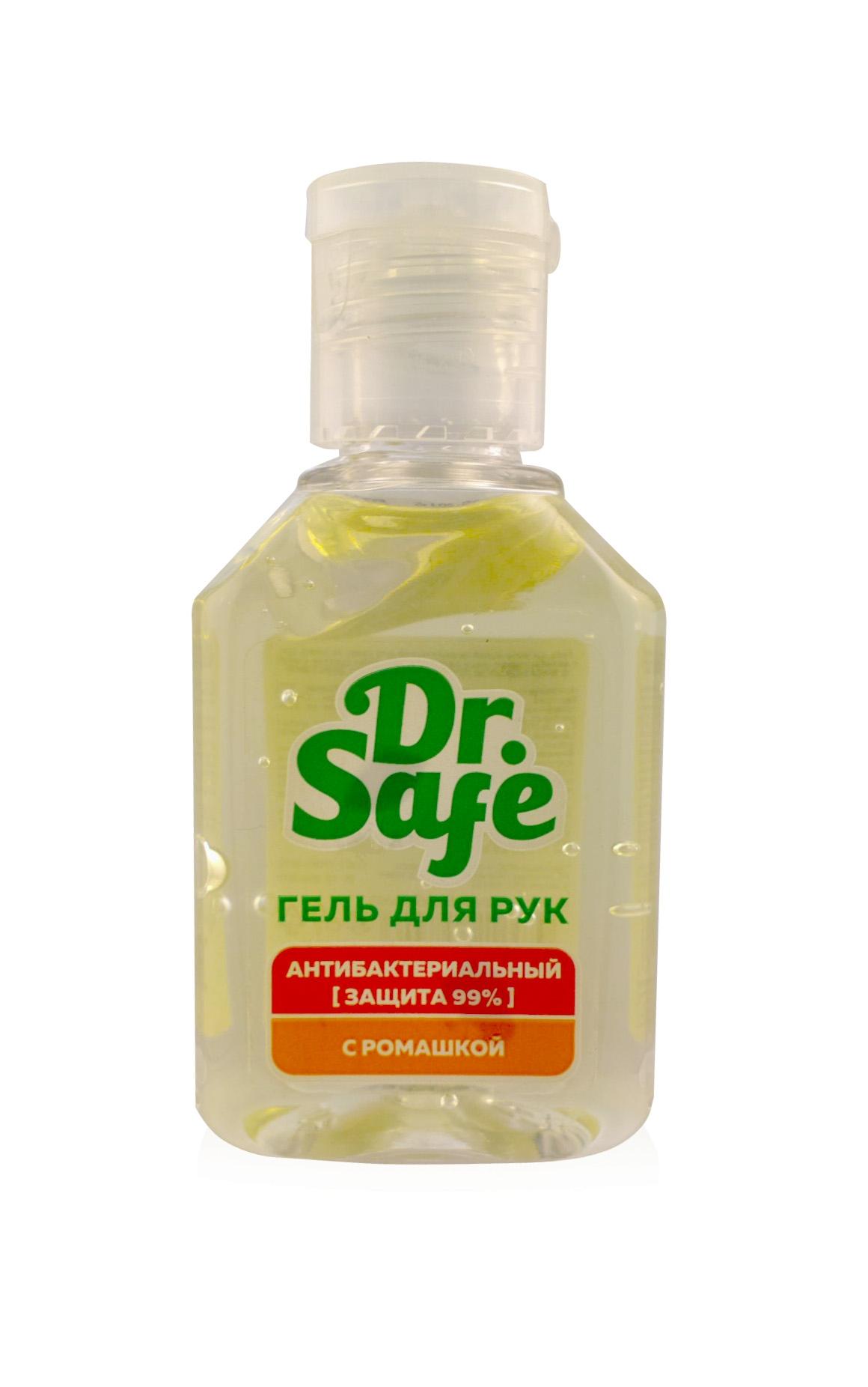 Средства по уходу за кожей рук Dr.Safe гель для рук