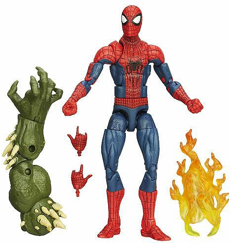 Фигурки Hasbro Marvel Spider Man 15см
