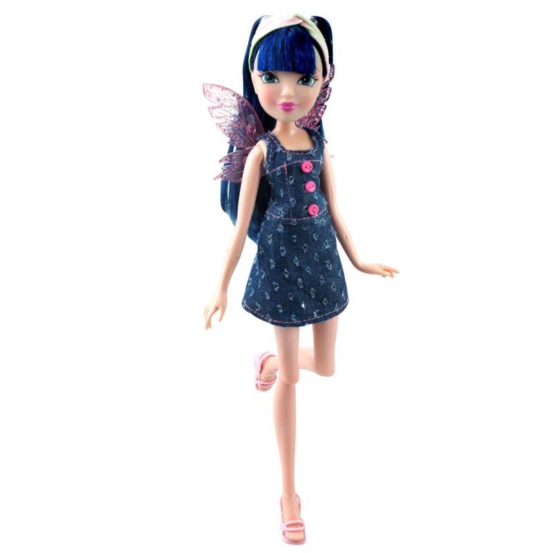 Кукла WINX CLUB Стильная штучка Муза кукла блум стильная штучка winx club