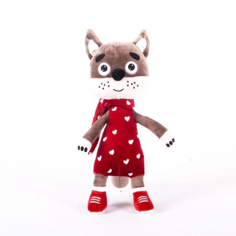 Мягкая игрушка Gulliver Лиса Элизабет, 30 см