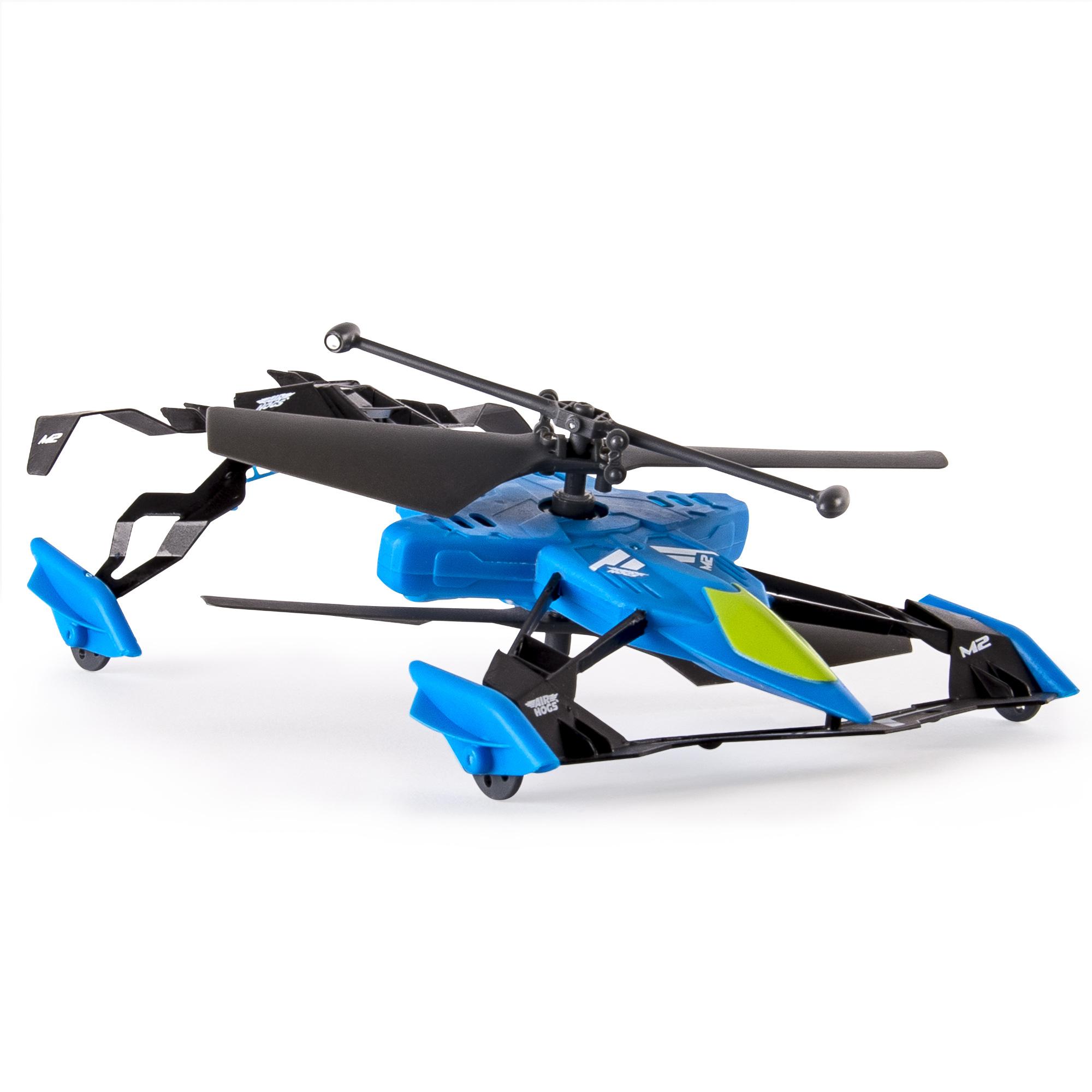 Самолеты и вертолеты Air Hogs Вертолёт-лезвие Air Hogs (ездит и летает) air air talkie walkie