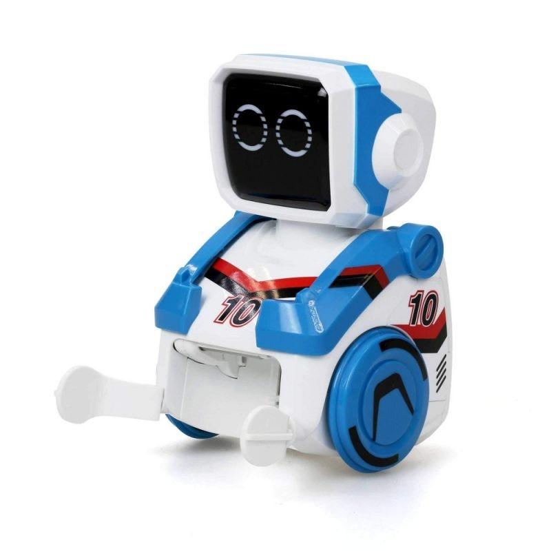 Фото Интерактивные роботы Silverlit Робот-футболист р/у Silverlit «Кикабот» в асс.