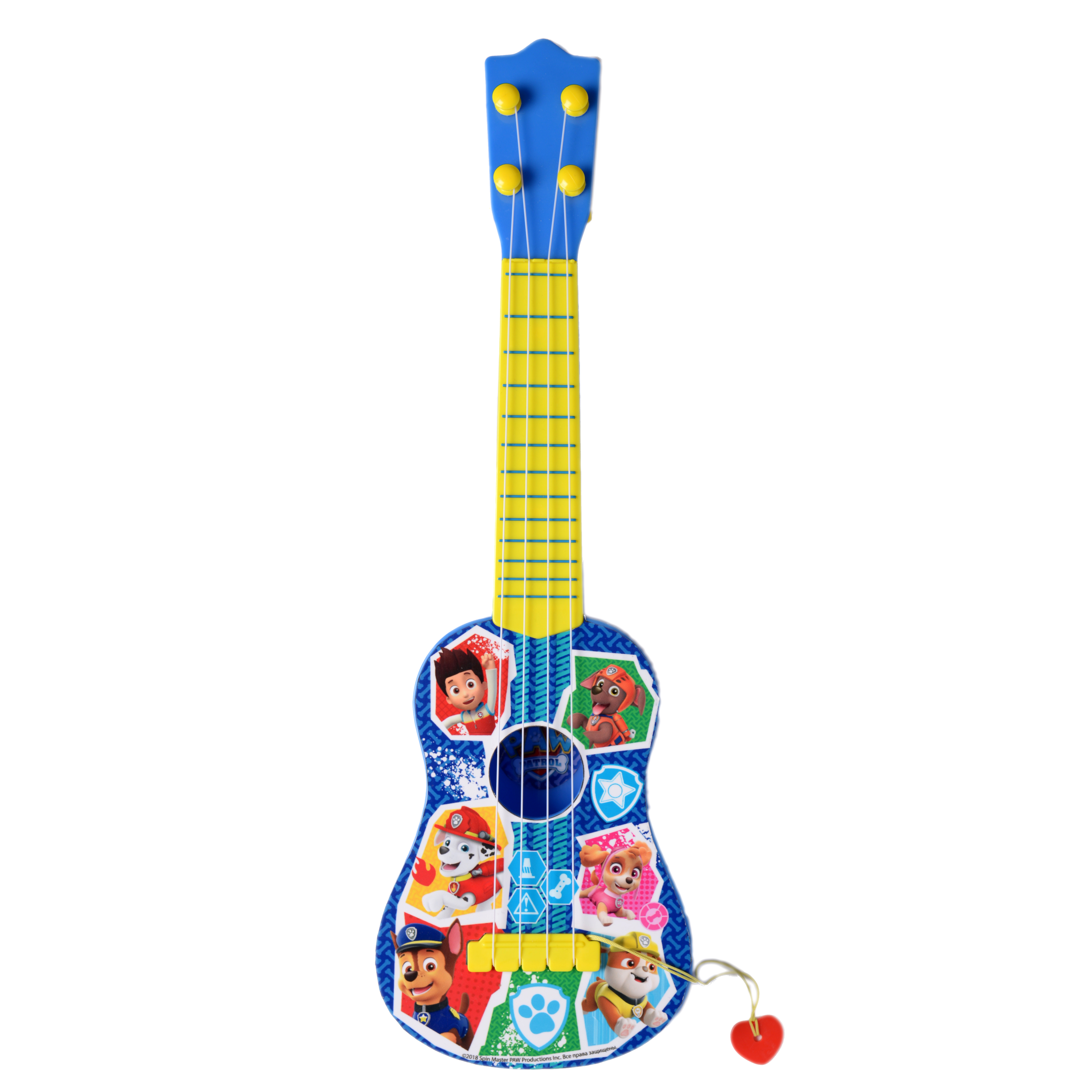 купить Музыкальная игрушка Paw Patrol Гитара дешево