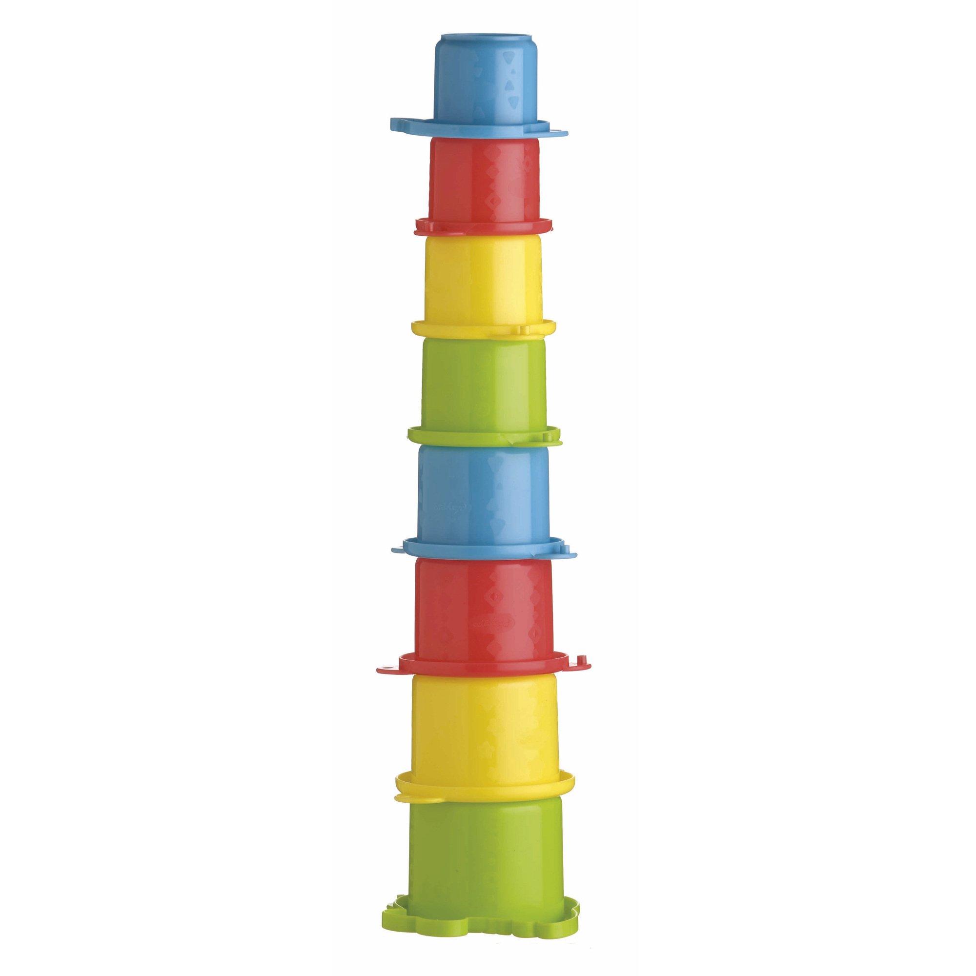 Развивающие игрушки для малышей Playgro Стаканчики цена