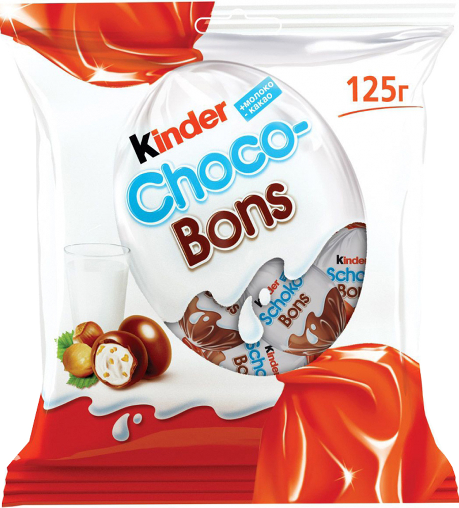 Десерты Kinder Конфеты Kinder Choco-Bons 125 г the lighthouses of the chesapeake page 6