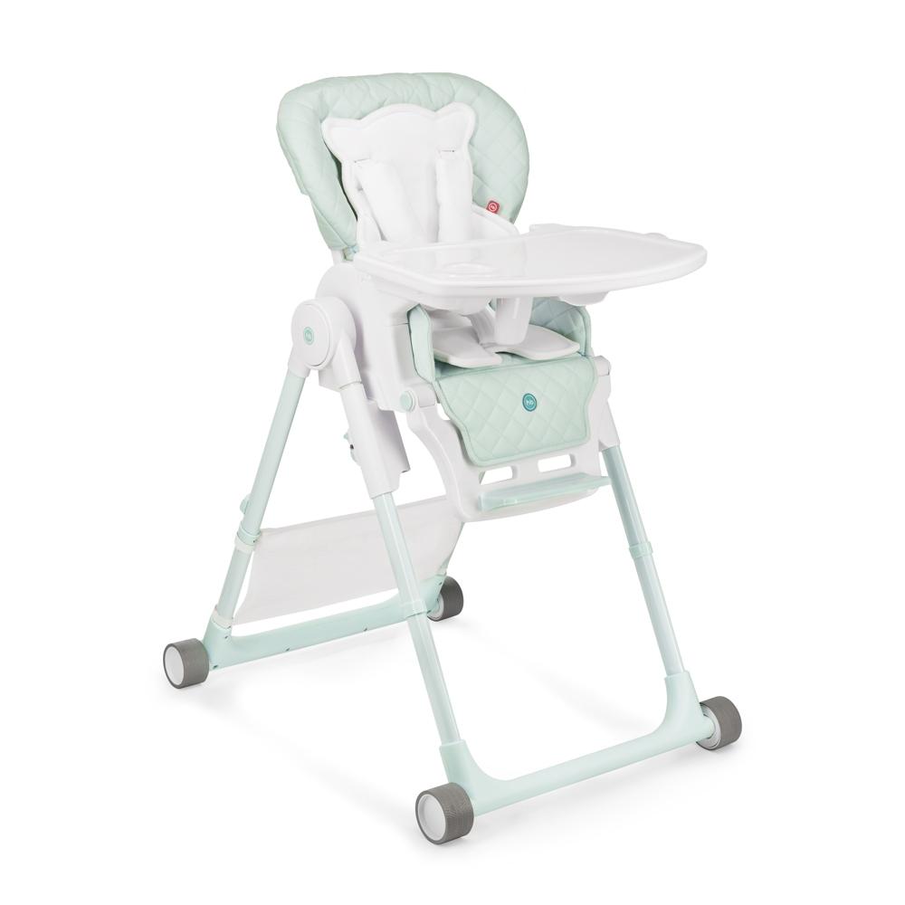 Стульчик для кормления Happy baby William V2 Blue стульчик для кормления happy baby wiliam v2 lilac