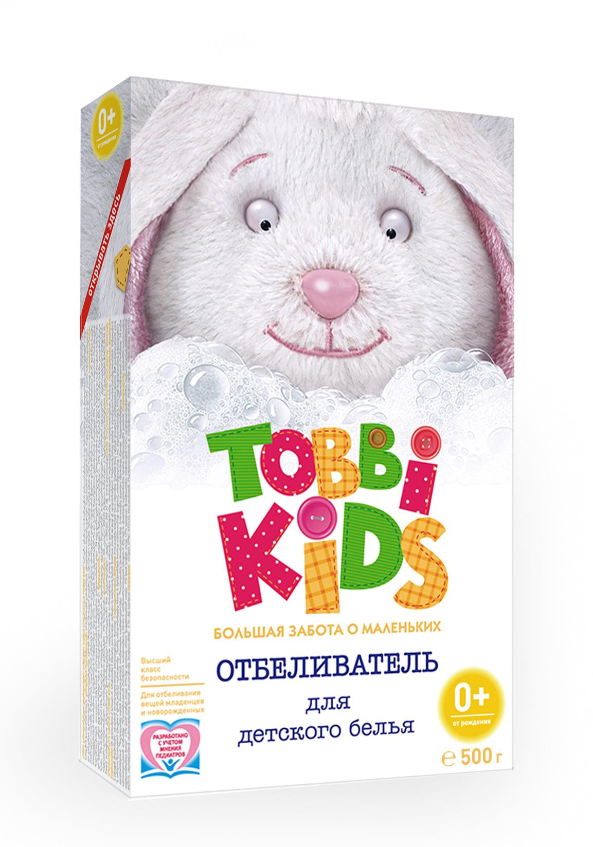 Бытовая химия Tobbi Kids 4630012893176 tobbi kids стиральный порошок 3 7 лет tobbi kids 2400гр