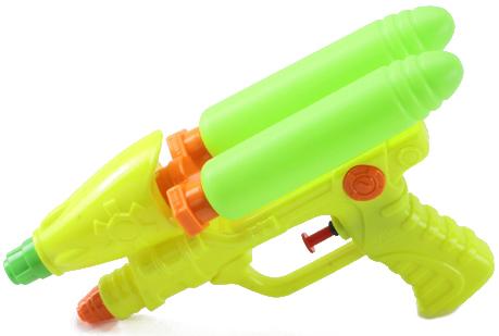 Водное оружие Veld Co Водяной пистолет Veld Co. С двойной колбой набор инструментов с каской veld co 73358