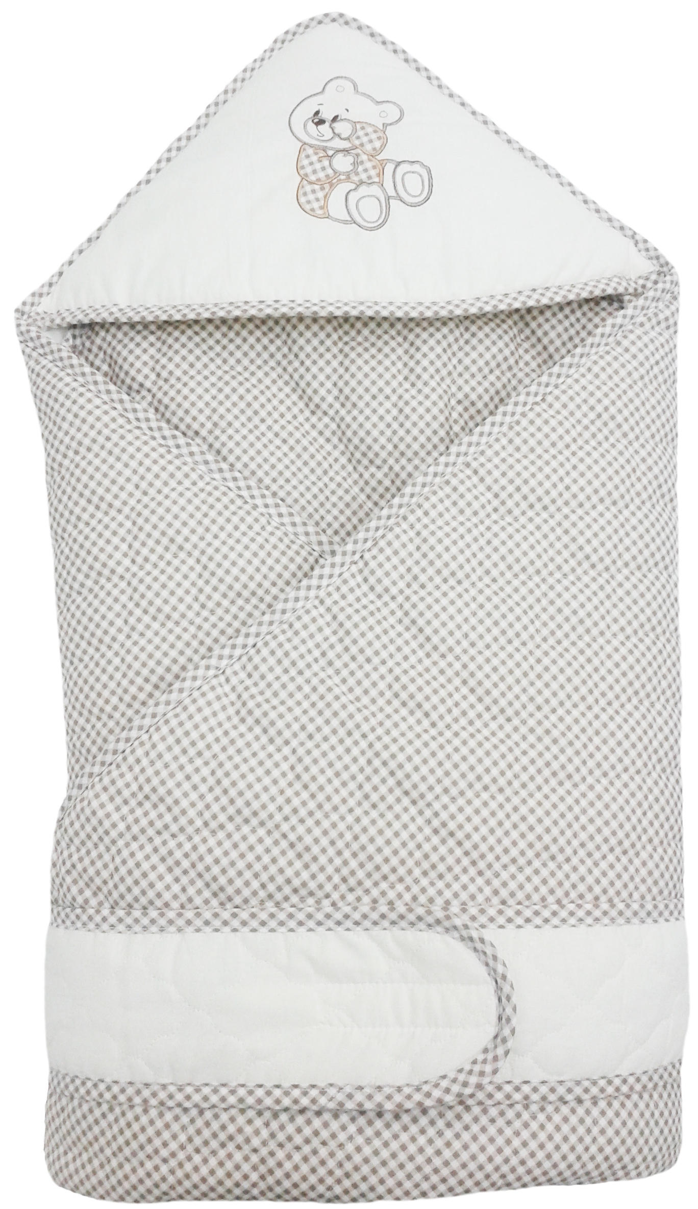 Постельные принадлежности L'Abeille Конверт-одеяло L`Abeille «Милый мишка» конверты для малышей sterntaler конверт одеяло