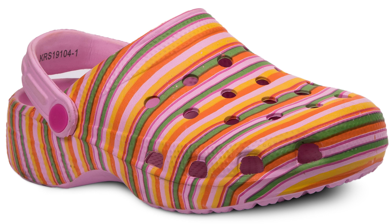 Сланцы (пляжная обувь) Barkito KRS19104-2 пантолеты типа сабо для кратковременной носки для мальчика barkito синие