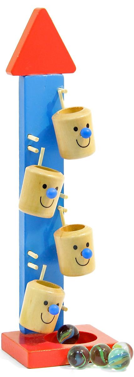 Деревянные игрушки Фабрика Фантазий Веселые ведерки