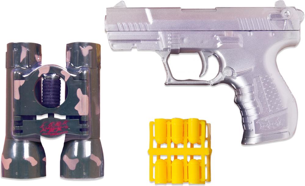 Игровой набор ABtoys Пистолет: Набор разведчика цены