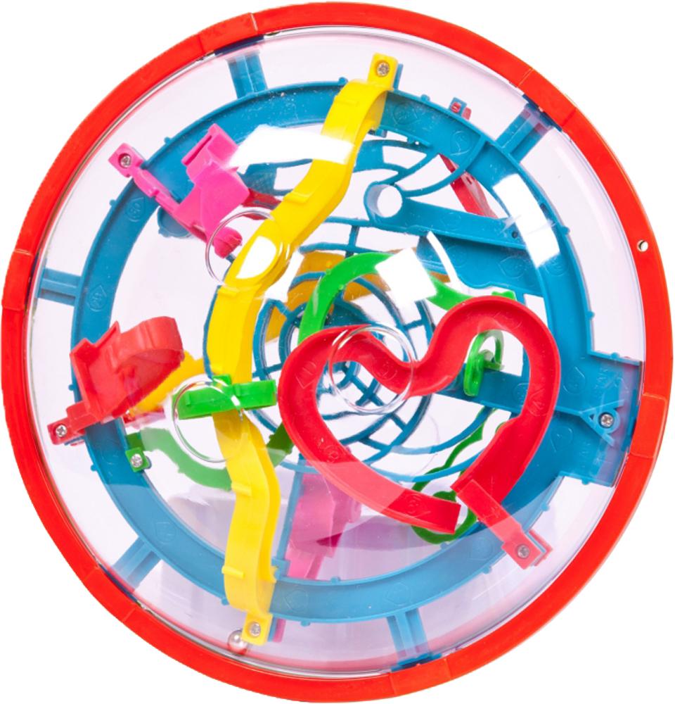 Спортивные ABtoys Шар-3D интеллектуальный игрушка головоломка шар лабиринт 35 шагов d 16 5 26см