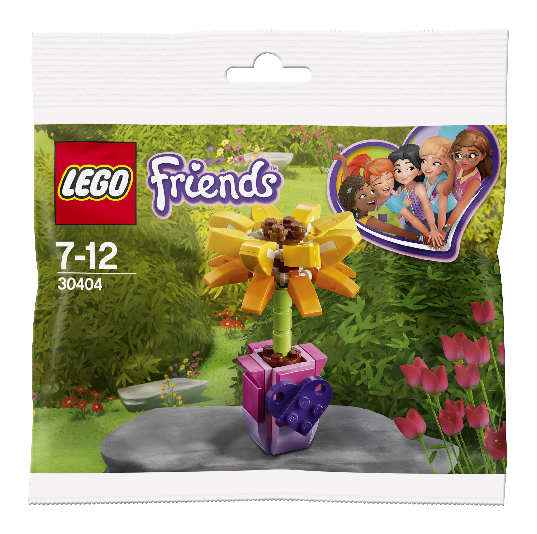 Конструктор LEGO Friends 30404 Цветок дружбы цена