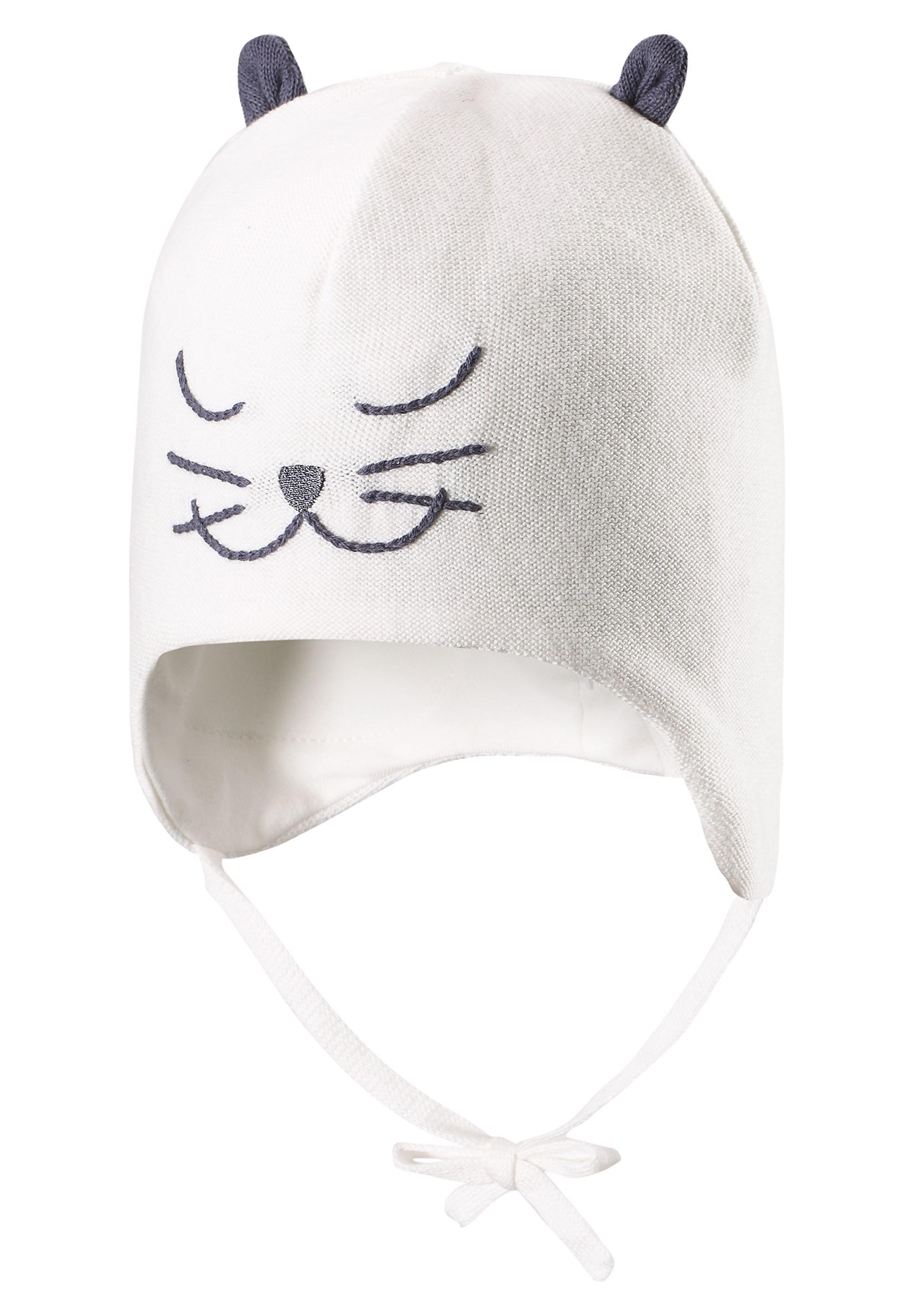 Купить Головные уборы, Шапка детская Lassie by Reima, белый, Китай, white