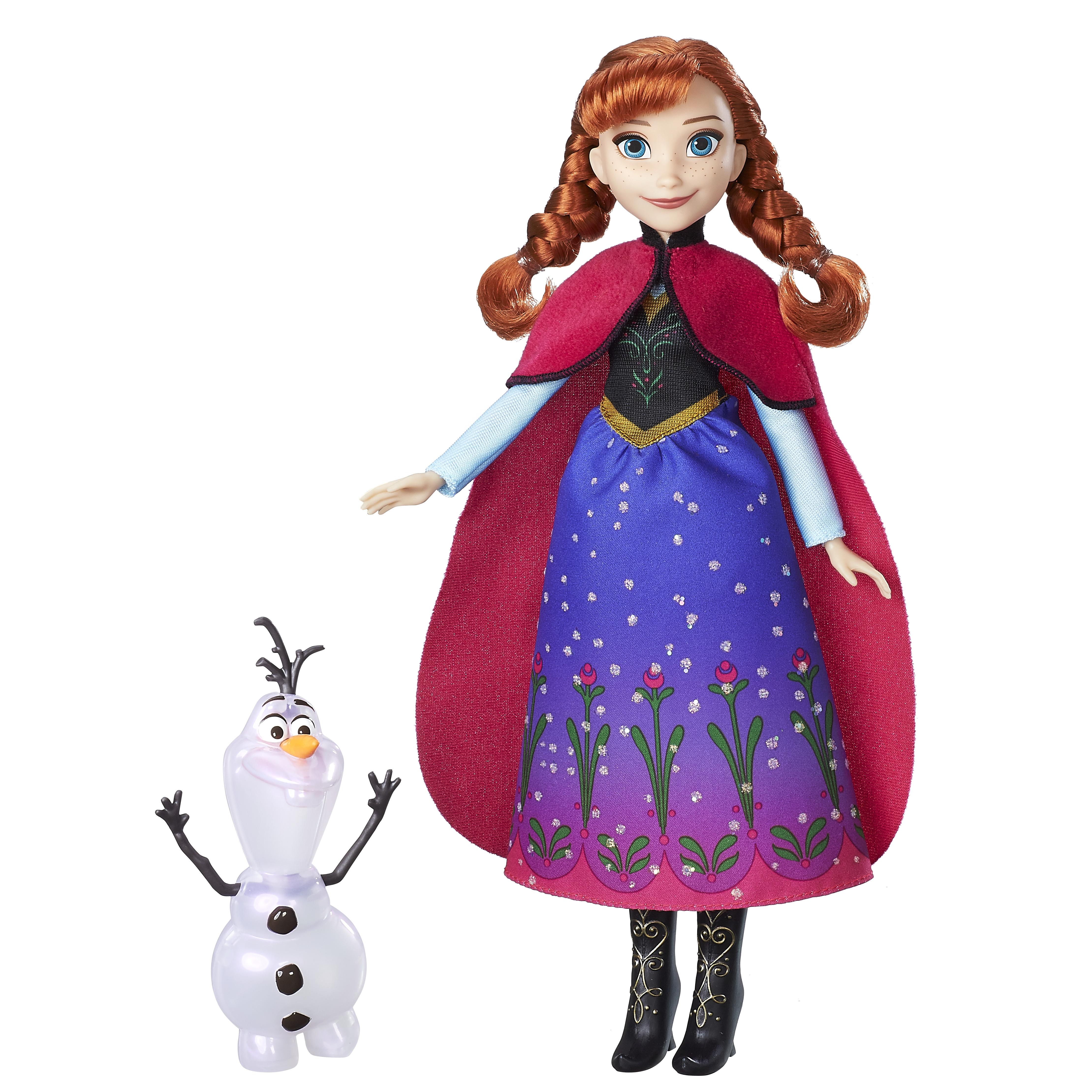 Кукла анна и эльза
