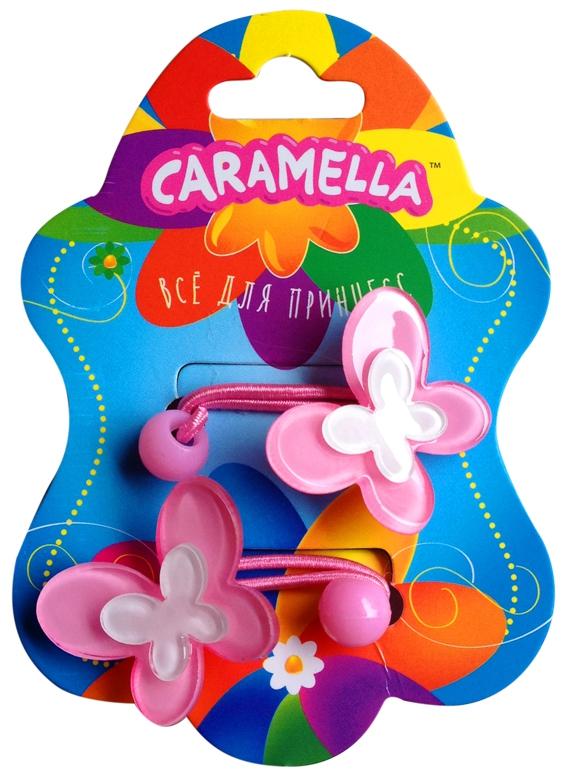 Украшения CARAMELLA Резинка для волос Caramella «Бабочки» 2 шт.