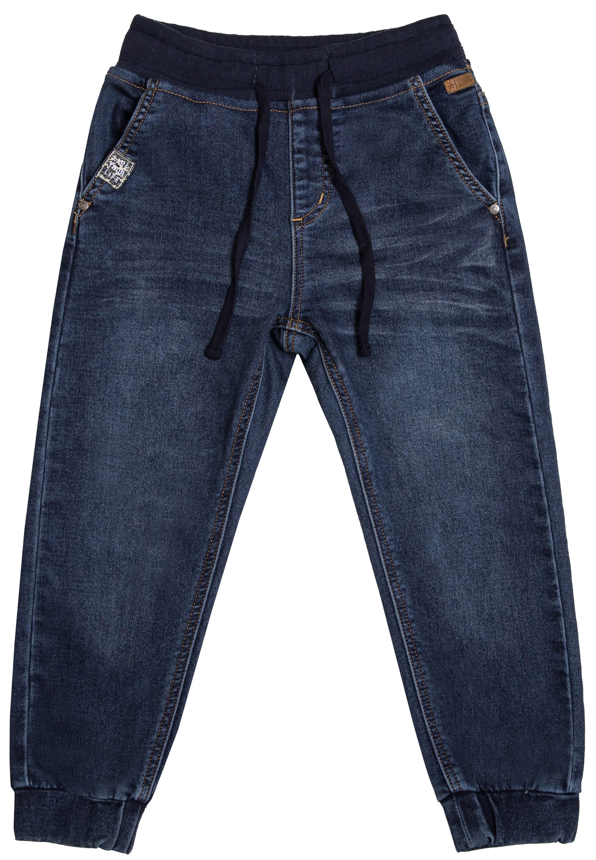 Джинсы для мальчика Barkito S19B4017D джинсы barkito джинсы для мальчика barkito строитель синие