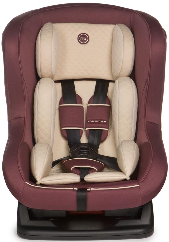 Купить Автокресло, Passenger, 1шт., Happy baby PASSENGER bordo, Китай, бордо