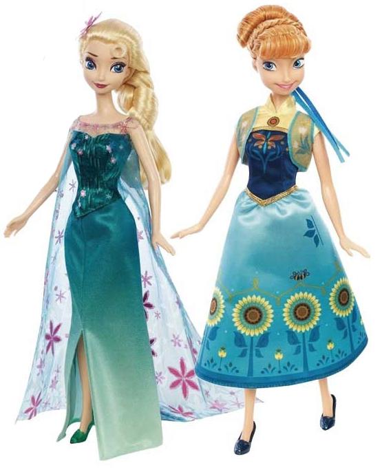 Кукла Disney Princess Холодное сердце