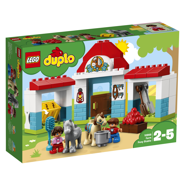 LEGO DUPLO LEGO DUPLO Town 10868 Конюшня на ферме