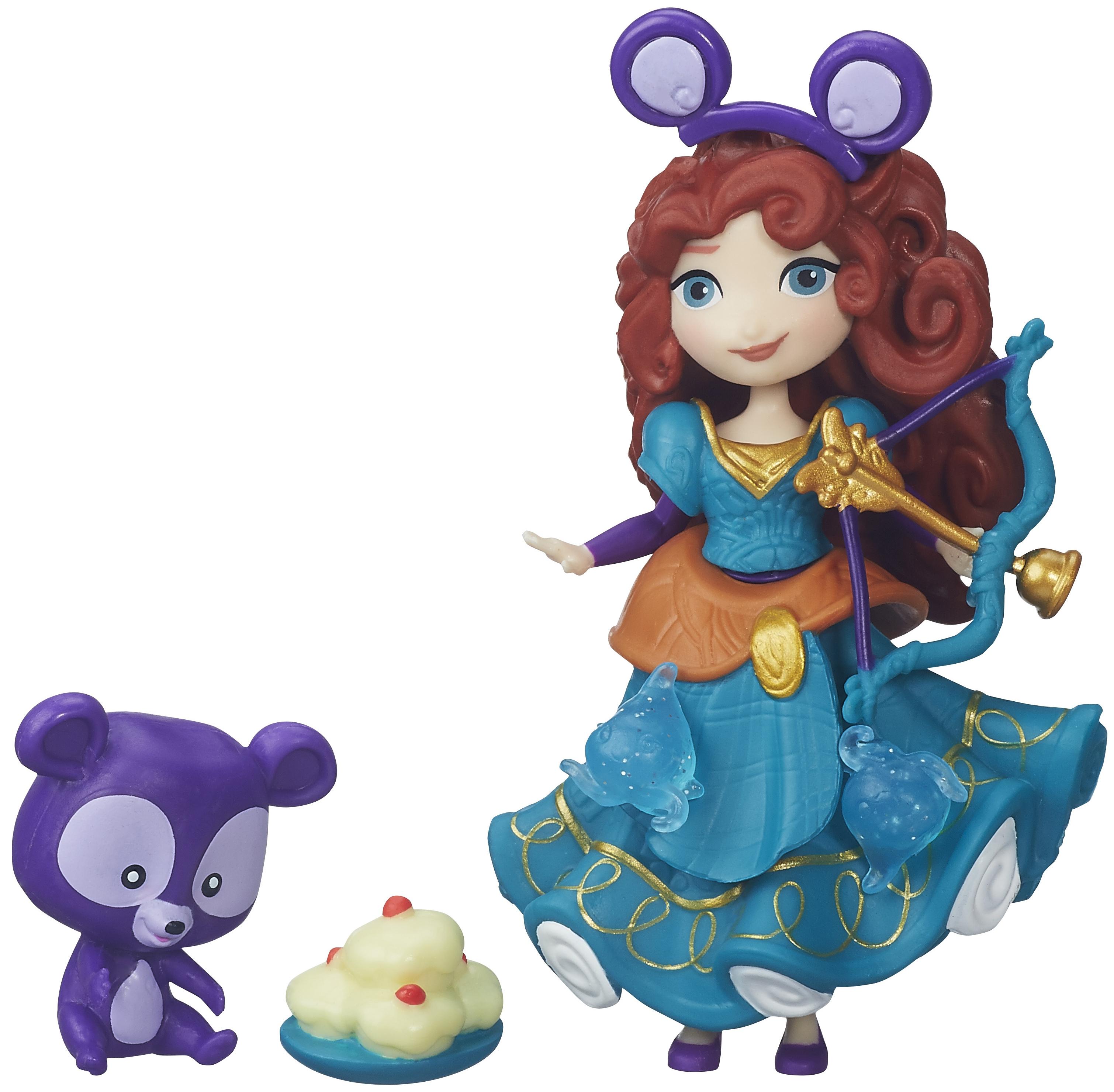 Disney Princess Disney Princess Маленькая Принцесса и ее друг disney princess игровой набор с куклой easy styles ариэль