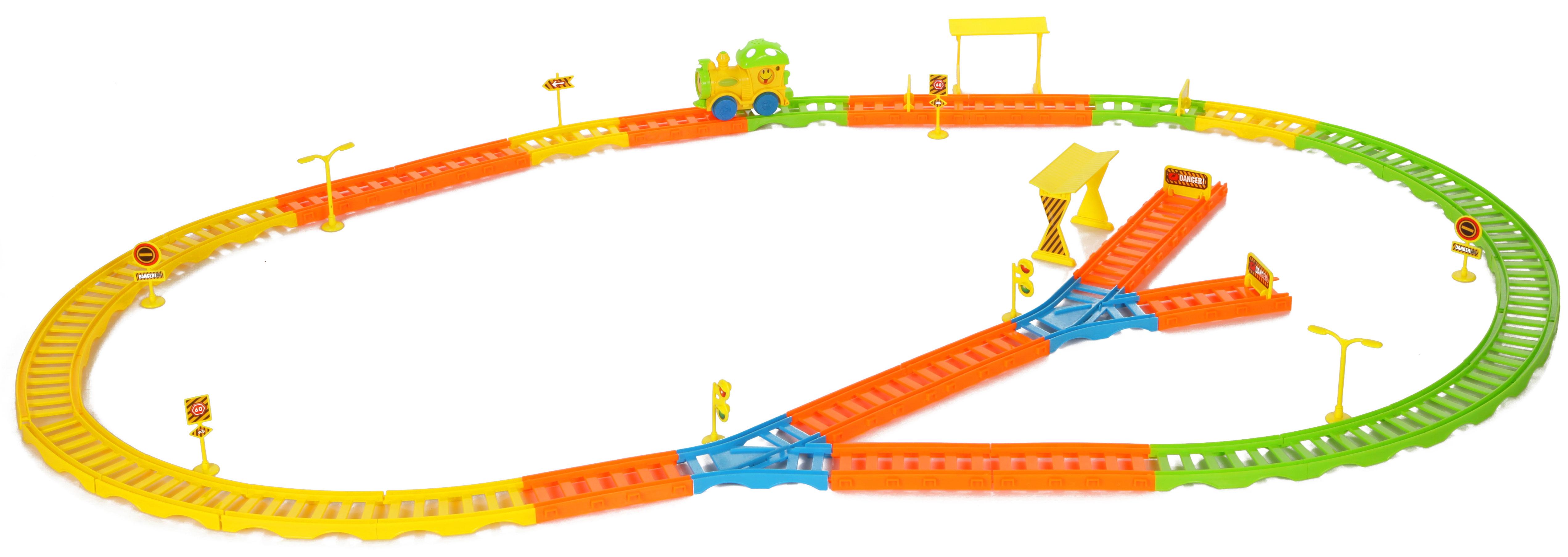 Железная дорога YAKO Колесо yako yako детская железная дорога веселые каникулы