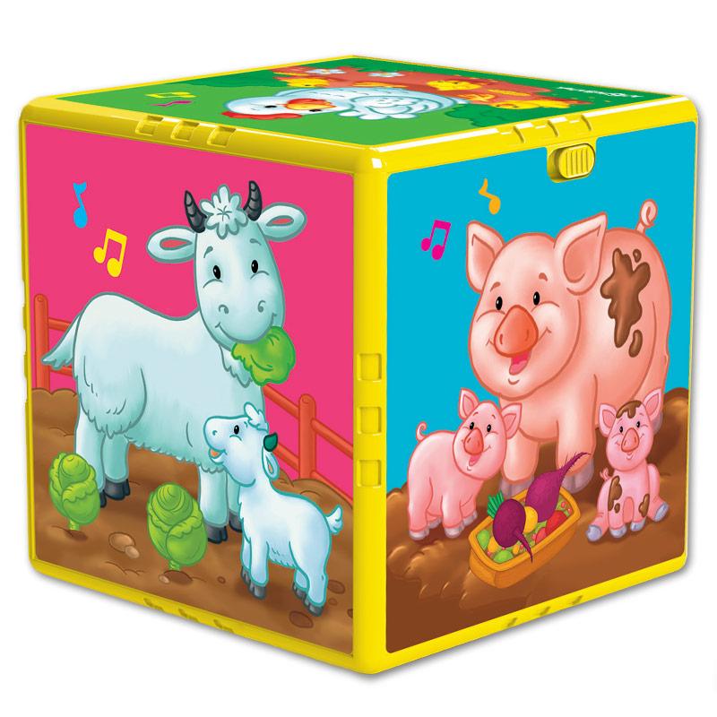 Купить Развивающие игрушки, В гостях на ферме, Азбукварик, Китай, Мультиколор