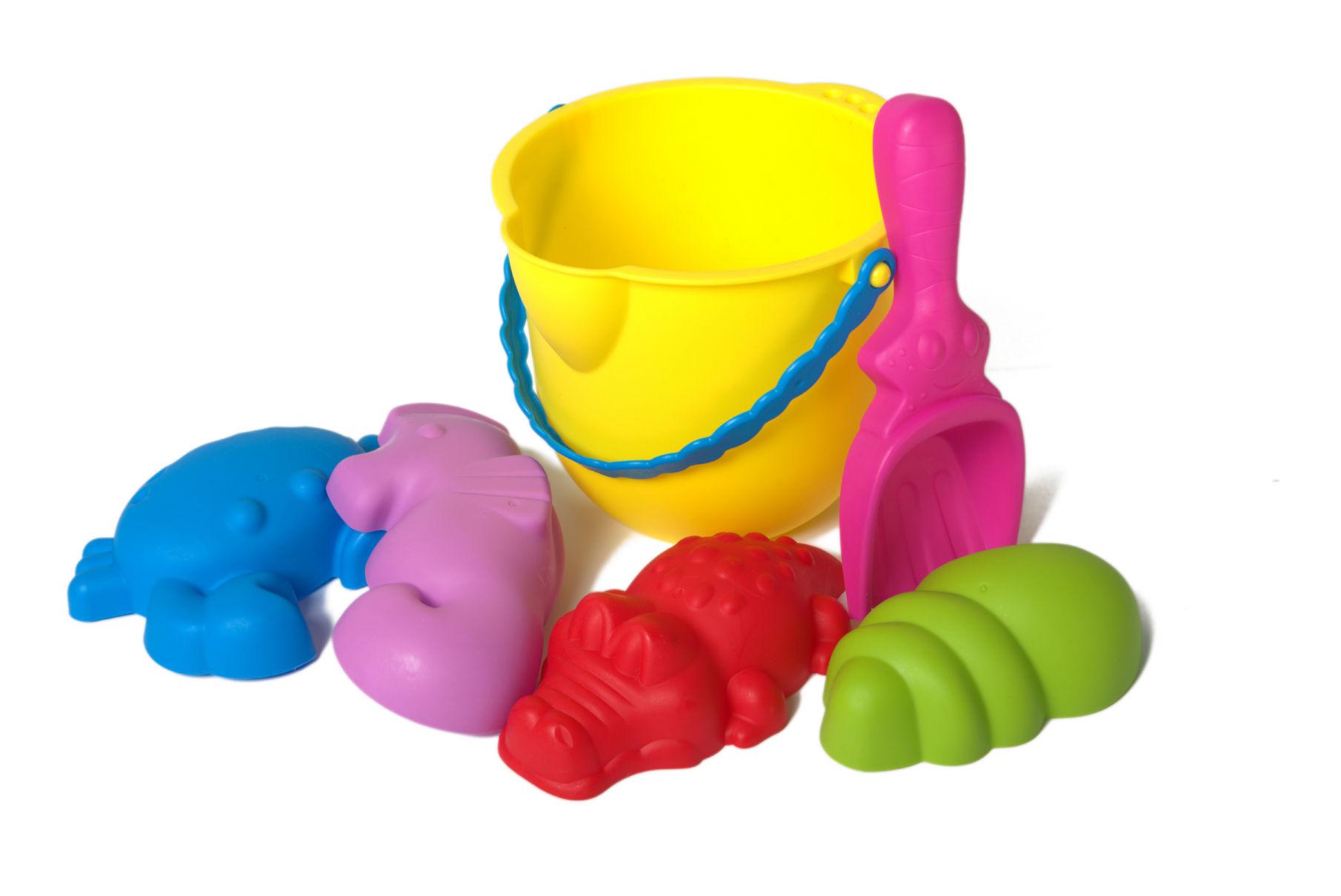 цены Игровой набор ЯиГрушка Для песка, 6 предмета