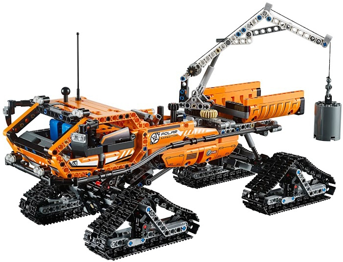 LEGO LEGO Technic 42038 Арктический вездеход конструктор lego 8293 technic мотор power functions