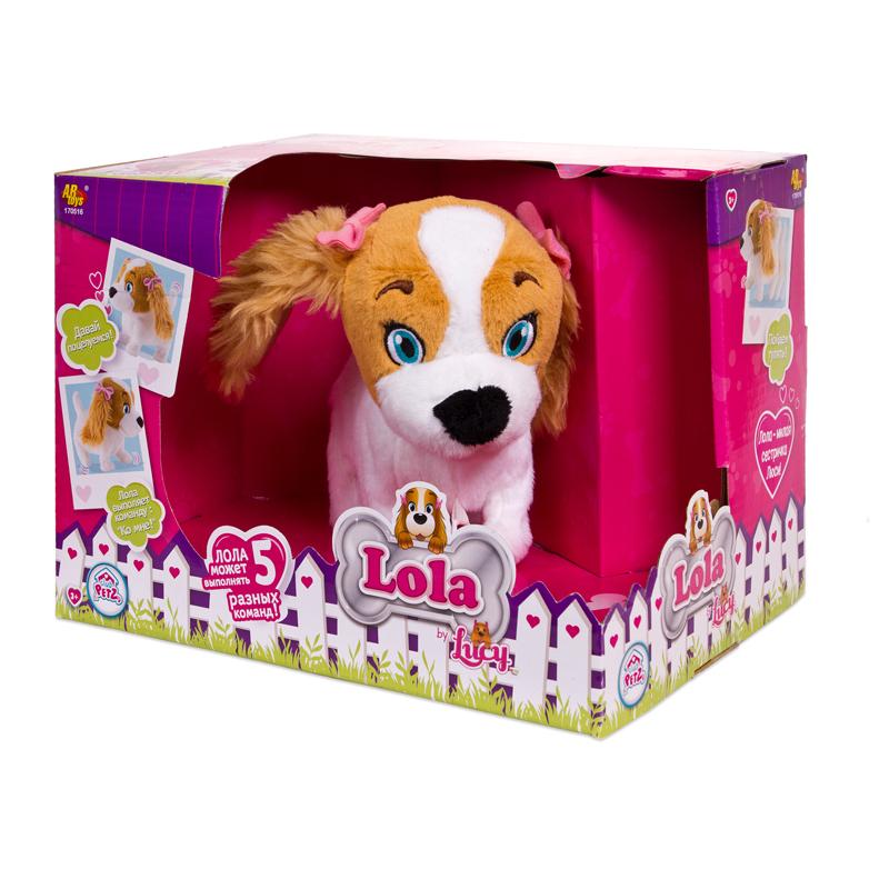 Интерактивные животные IMC Интерактивная игрушка IMC «Собака Lola» комплектующие к инструментам imc tools