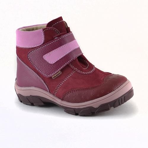 Фото - Ботинки ясельные для девочки Детский Скороход 16-537-1 босоножки детский скороход туфли ясельные для мальчика детский скороход синие