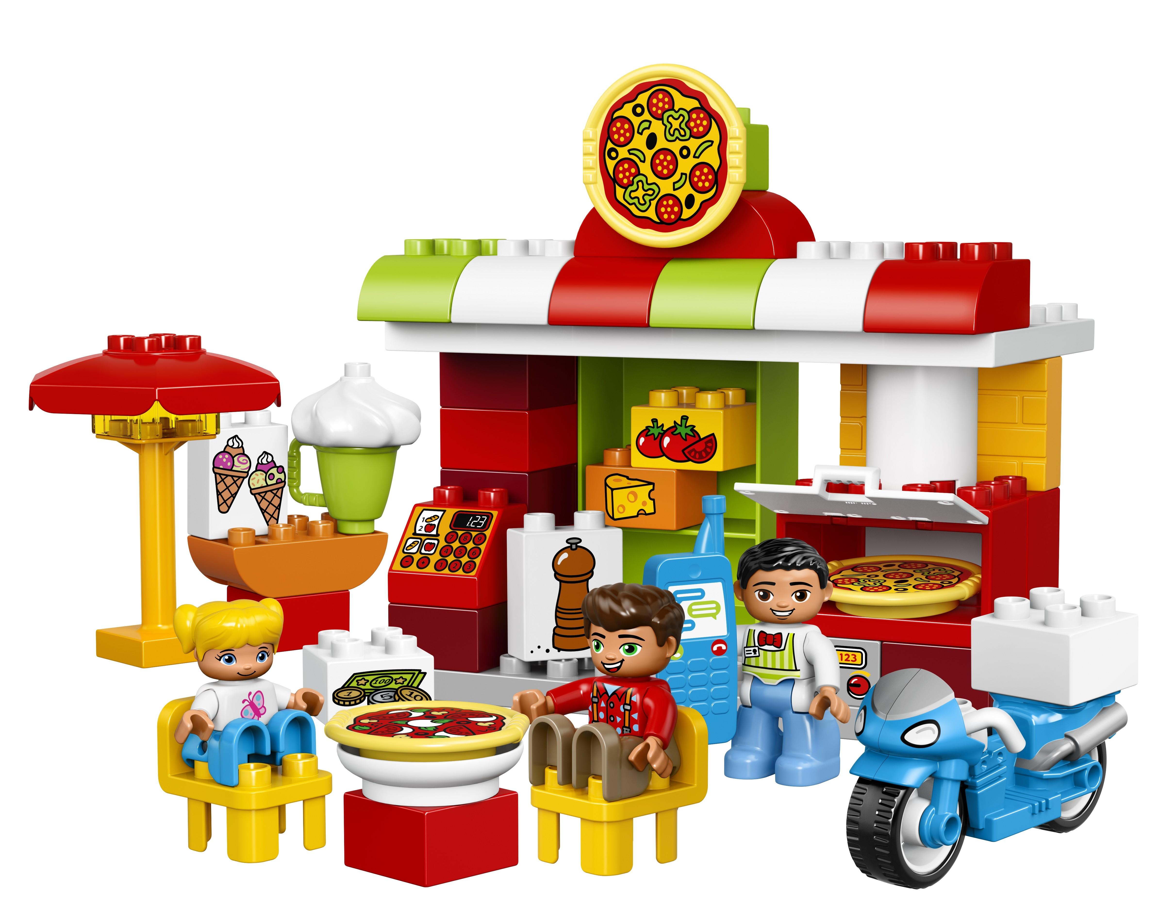 LEGO DUPLO LEGO Duplo Town 10834 Пиццерия
