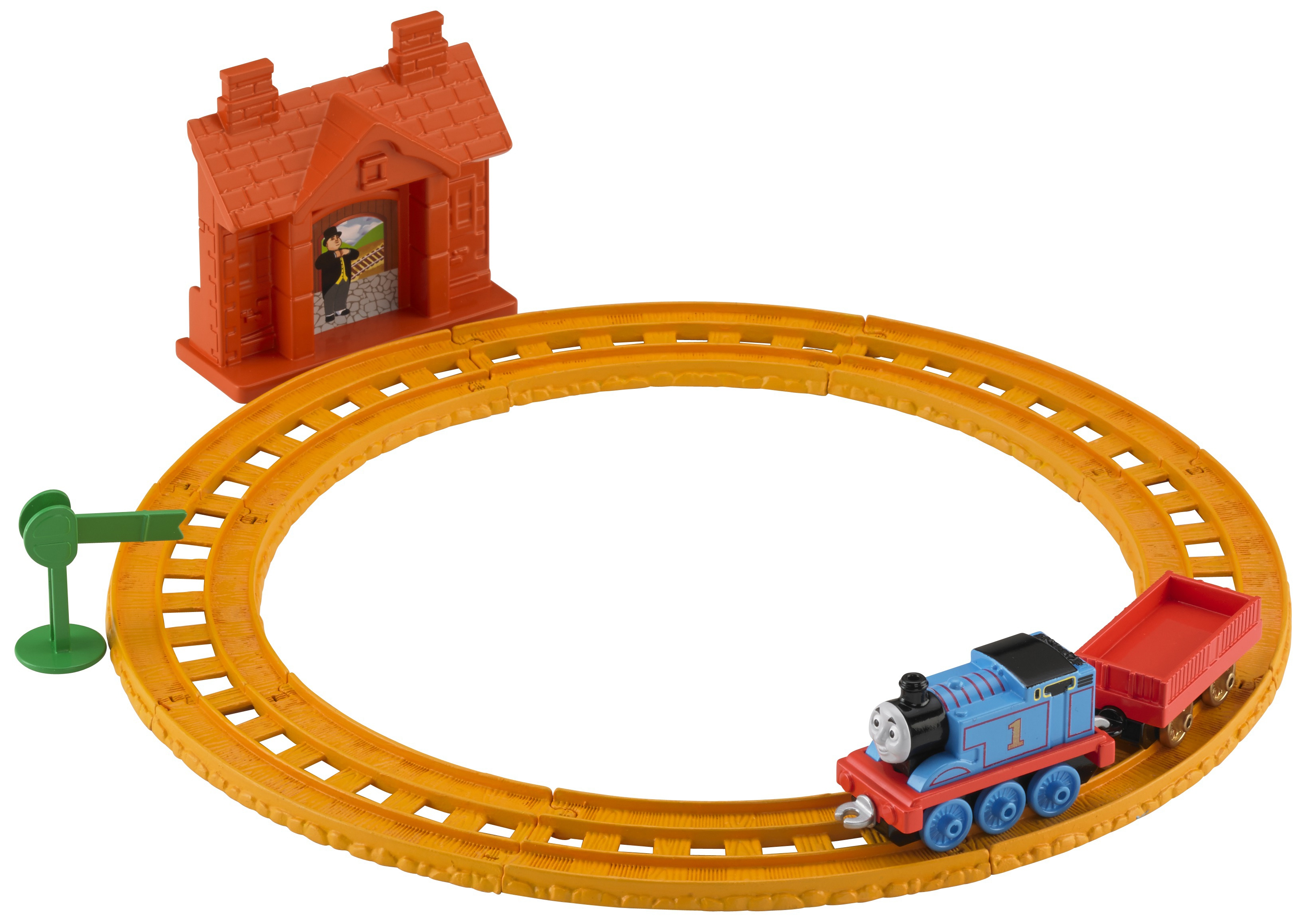Thomas & Friends Thomas&Friends Игровой набор Thomas&Friends «Collectors» базовый