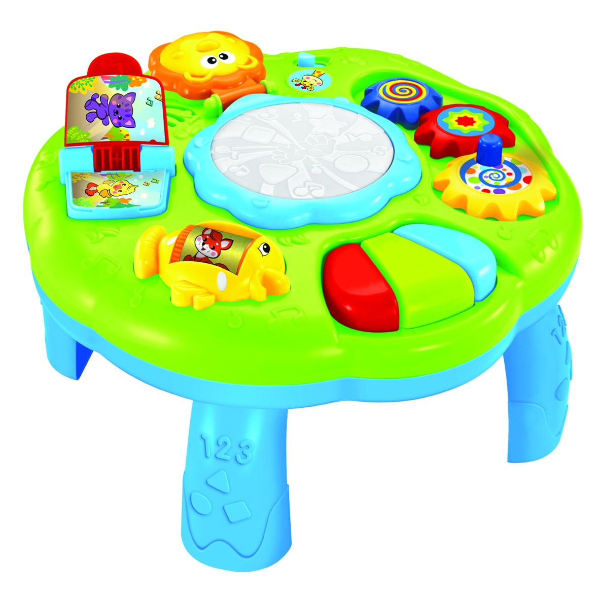 Купить Развивающие игрушки, Столик, Жирафики, Китай