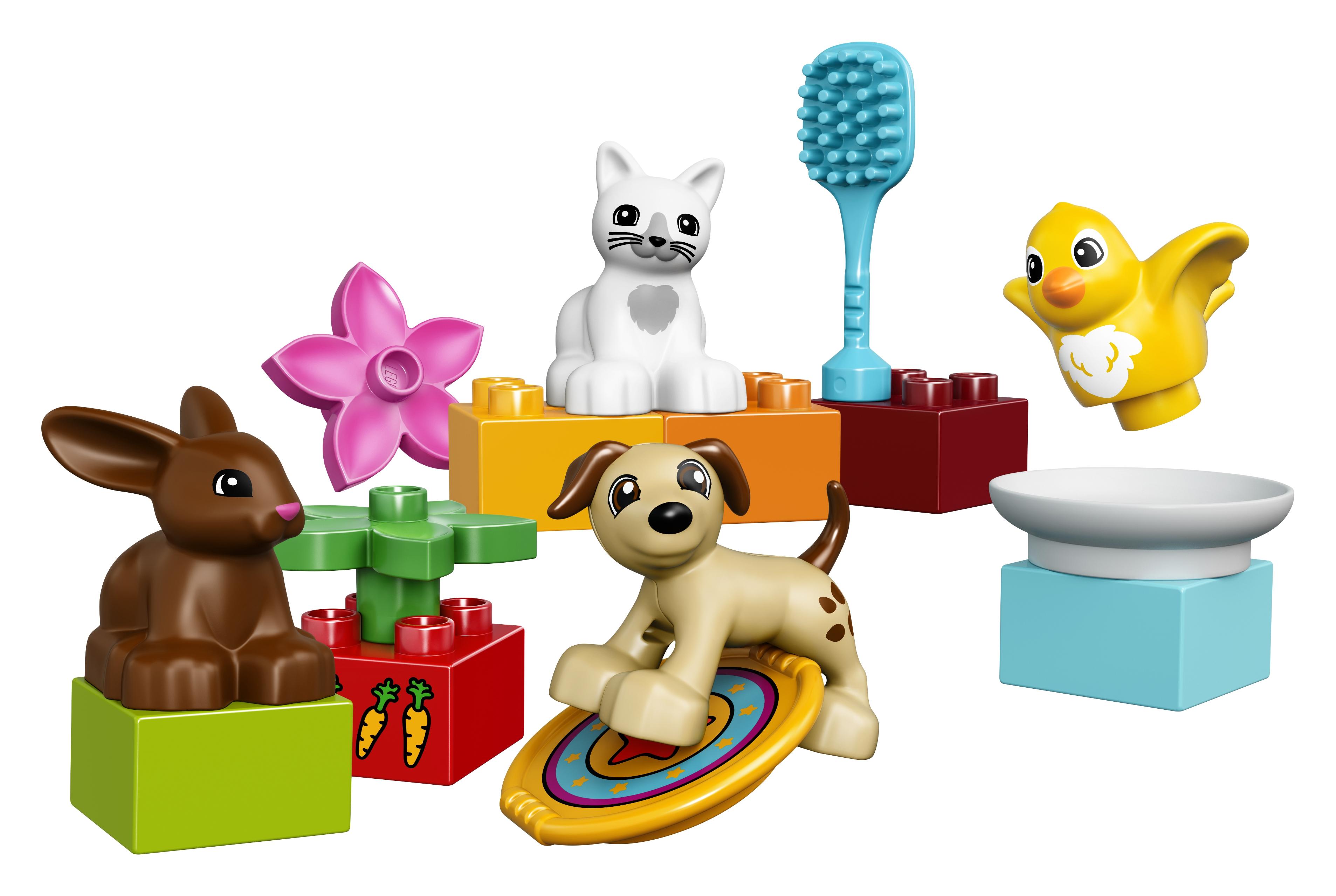 LEGO DUPLO LEGO Duplo Town 10838 Домашние животные
