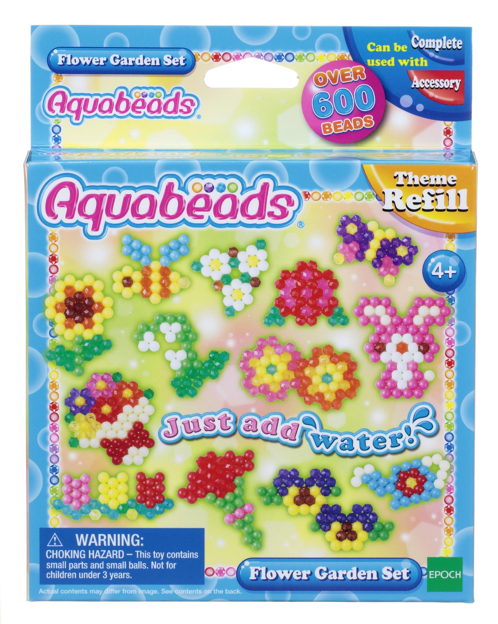 Наборы для творчества Aquabeads Цветочный сад