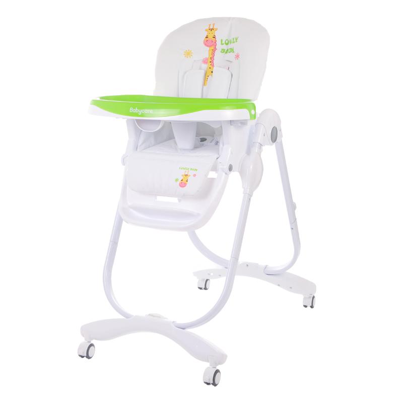 Купить Стульчики для кормления, Care Trona, Baby Care, Китай, белый/зеленый