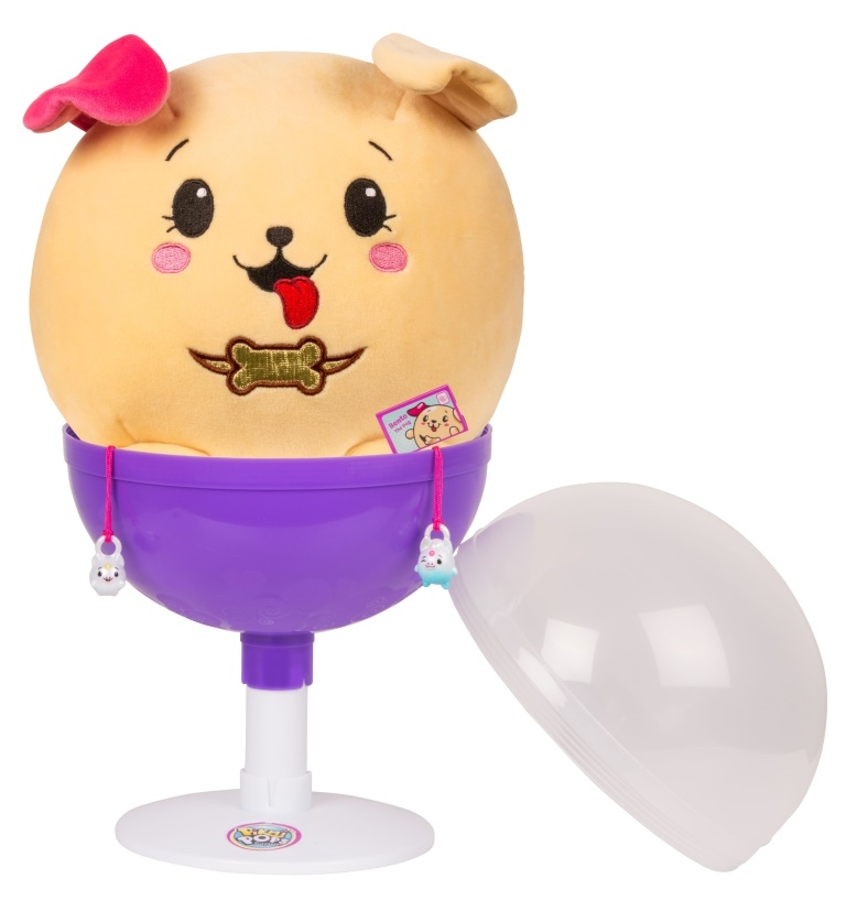 Купить Фигурки героев мультфильмов, Набор Moose «Pikmi Pops. Песик Бенто», Китай, Женский