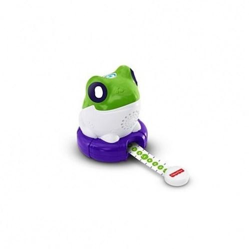 Развивающие игрушки Fisher Price Развивающая игрушка Fisher Price Лягушка «Измеряем и сравниваем»