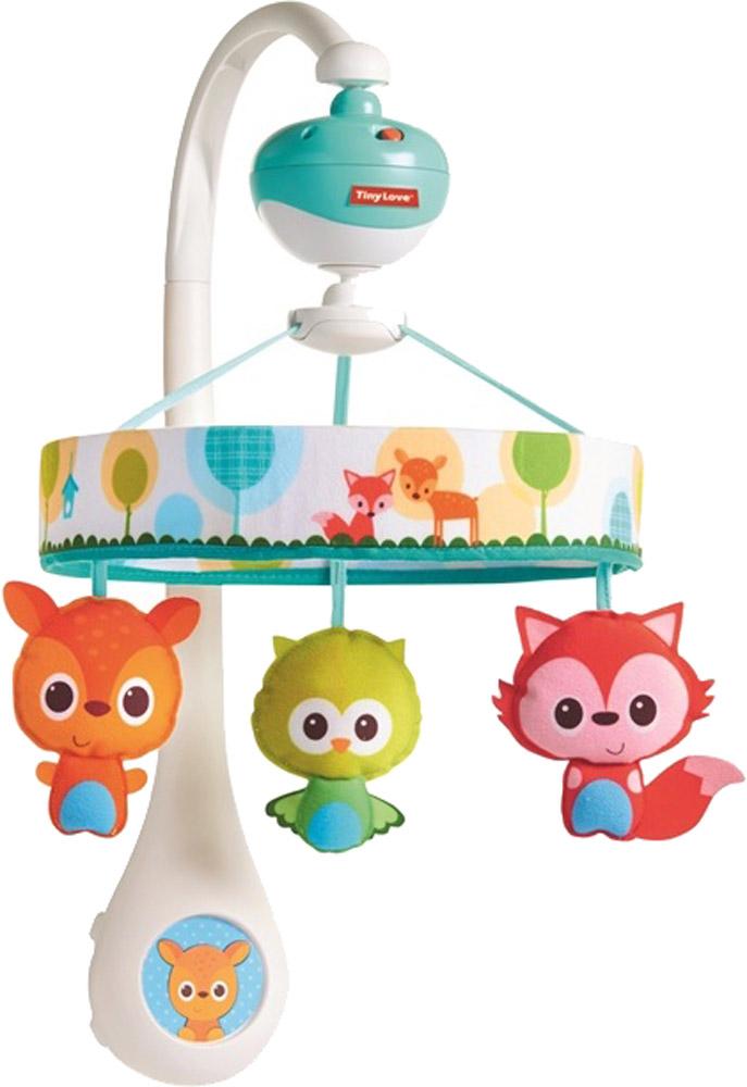 Мобили для малышей Гулливер Маленькие друзья мобиль универсальный на кроватку tiny love маленькие друзья