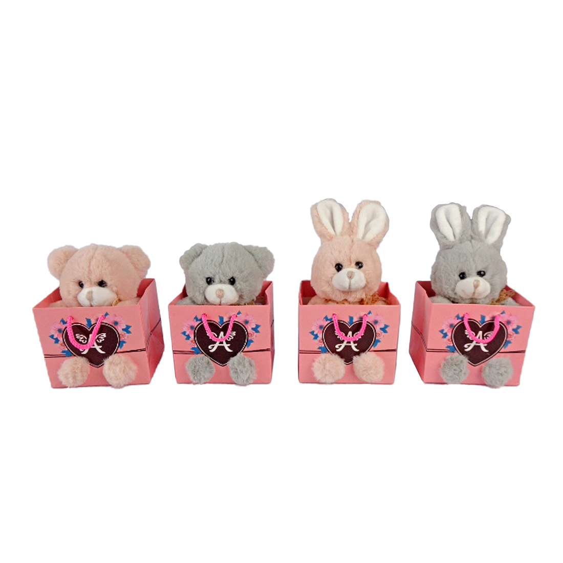 Мягкие игрушки Angel Collection Мягкая игрушка Angel Collection «Валентинка» в асс. angel omnibus