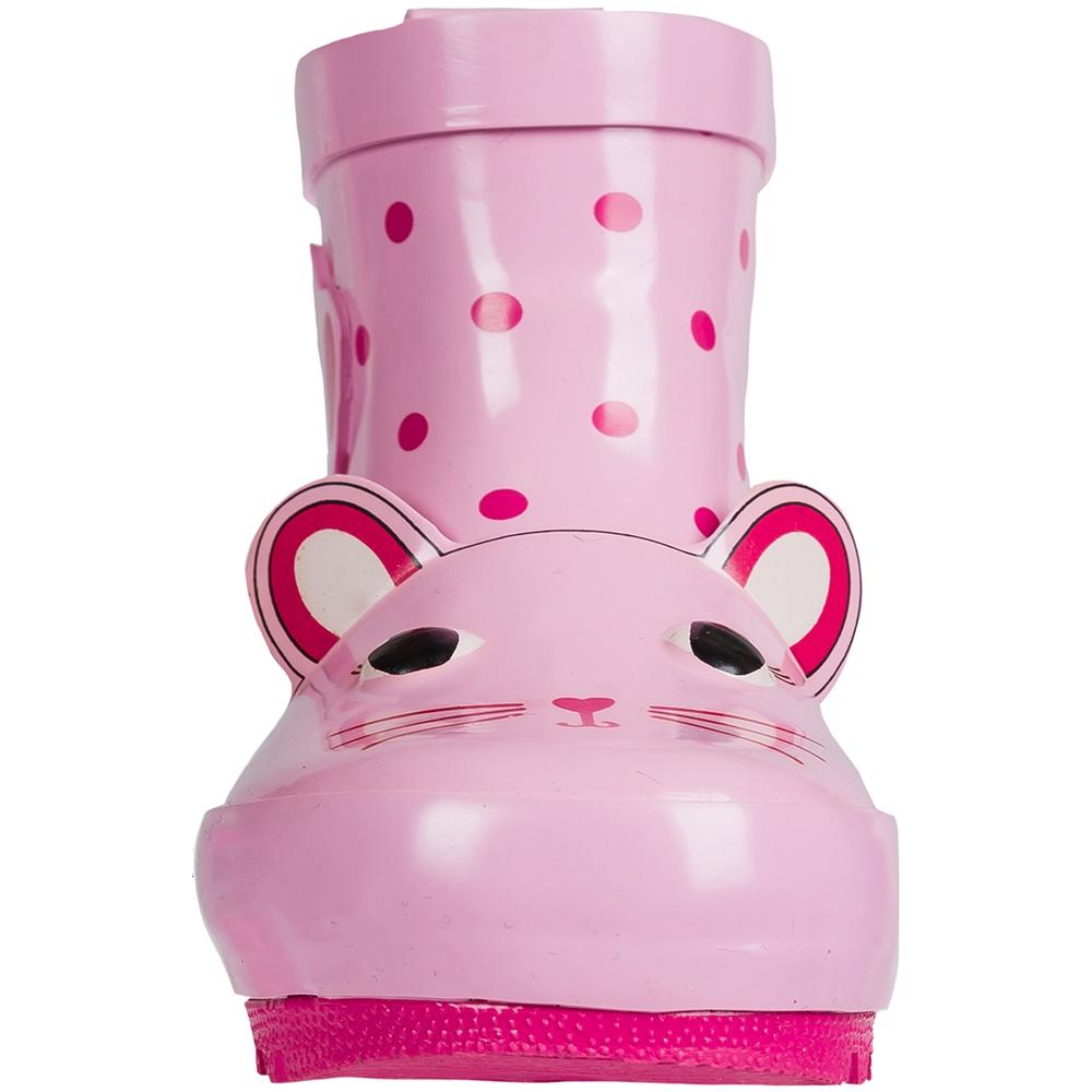 Сапоги малодетские Kiddico для девочки детская обувь