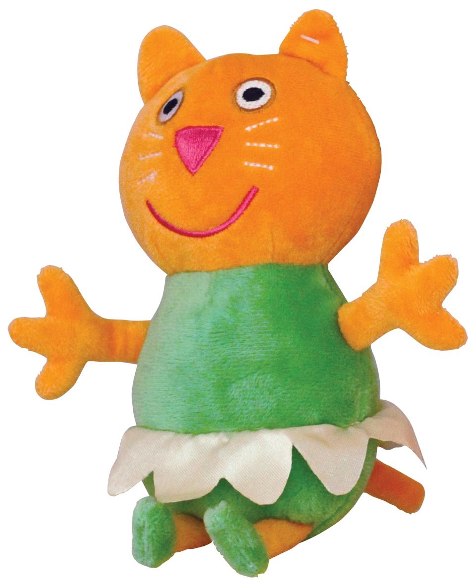 Peppa Pig Peppa Pig Котенок Кэнди балерина мягкие игрушки peppa pig мягкая игрушка котенок кэнди балерина свинка пеппа