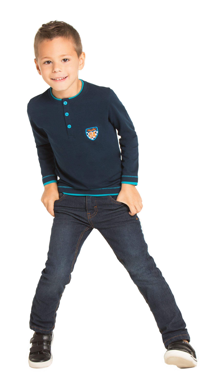 Футболка Barkito с длинным рукавом Монстр Трак полукомбинезон джинсовый barkito монстр машина