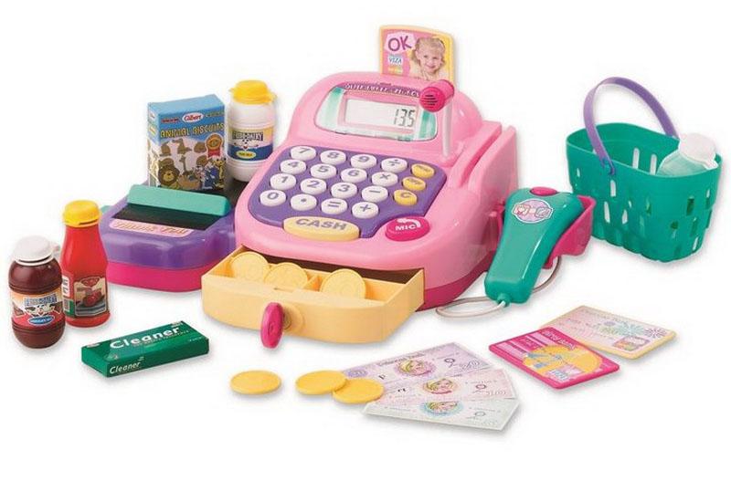 Игровые наборы Профессия Keenway Игровой набор Keenway «Супермаркет с кассой» набор игровой для девочек keenway home sweet home