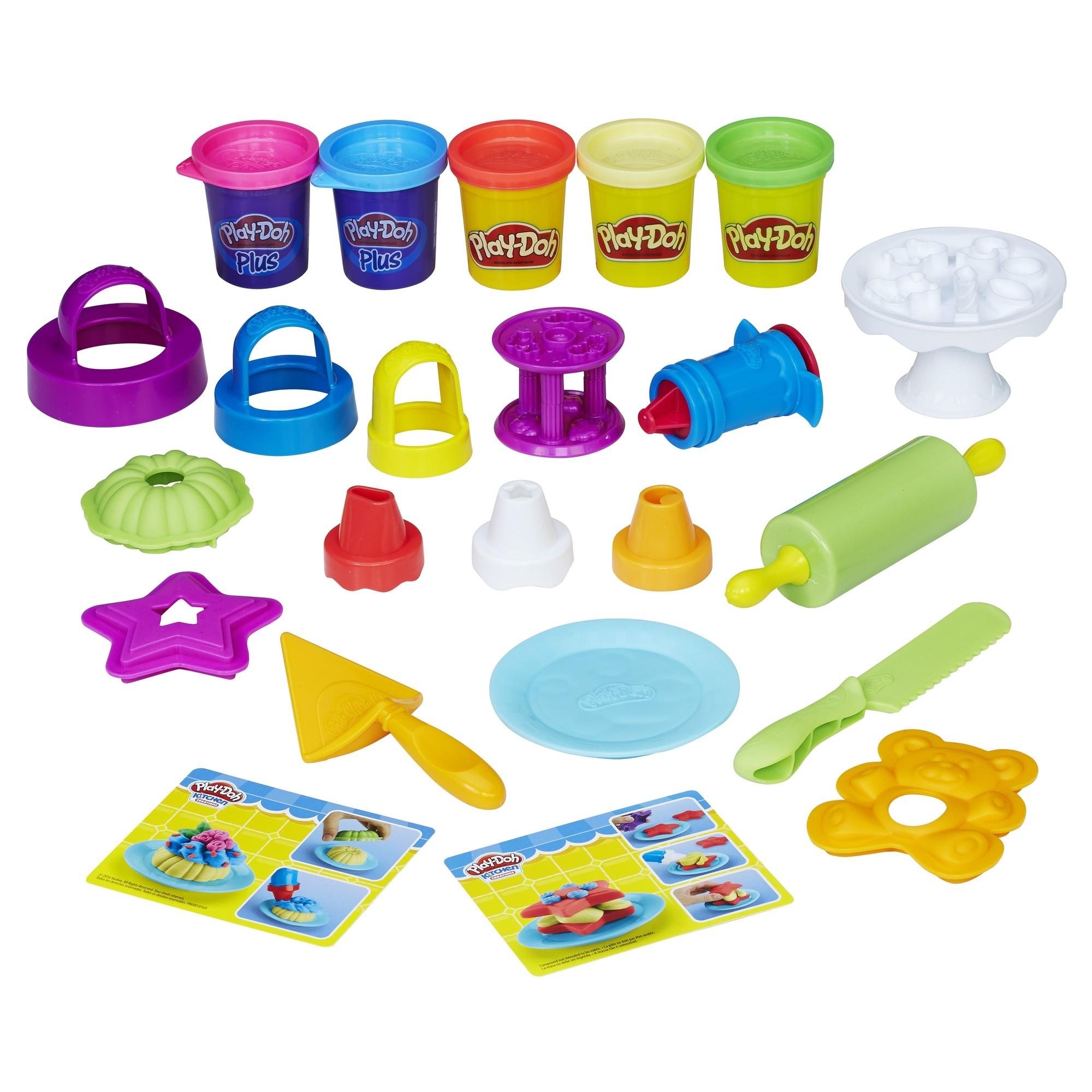 Купить Игровой набор, Набор для выпечки, 1шт., Play-Doh B9741121, Китай