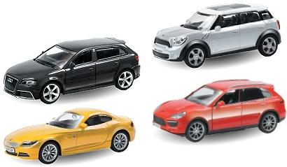 Купить Машинки и мотоциклы, TOP-100 Real 1:43, AUTOTIME, Китай, в ассортименте, Мужской