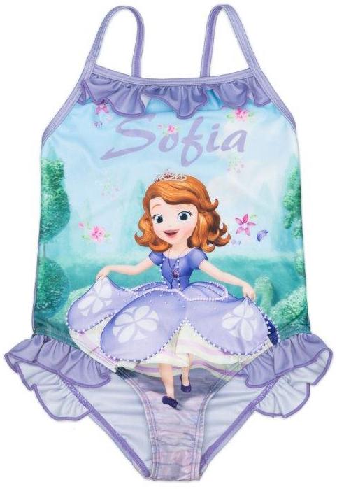 Купальники SOFIA THE FIRST Купальник Sofia The First, сиреневый пантолеты для девочки sofia the first голубые