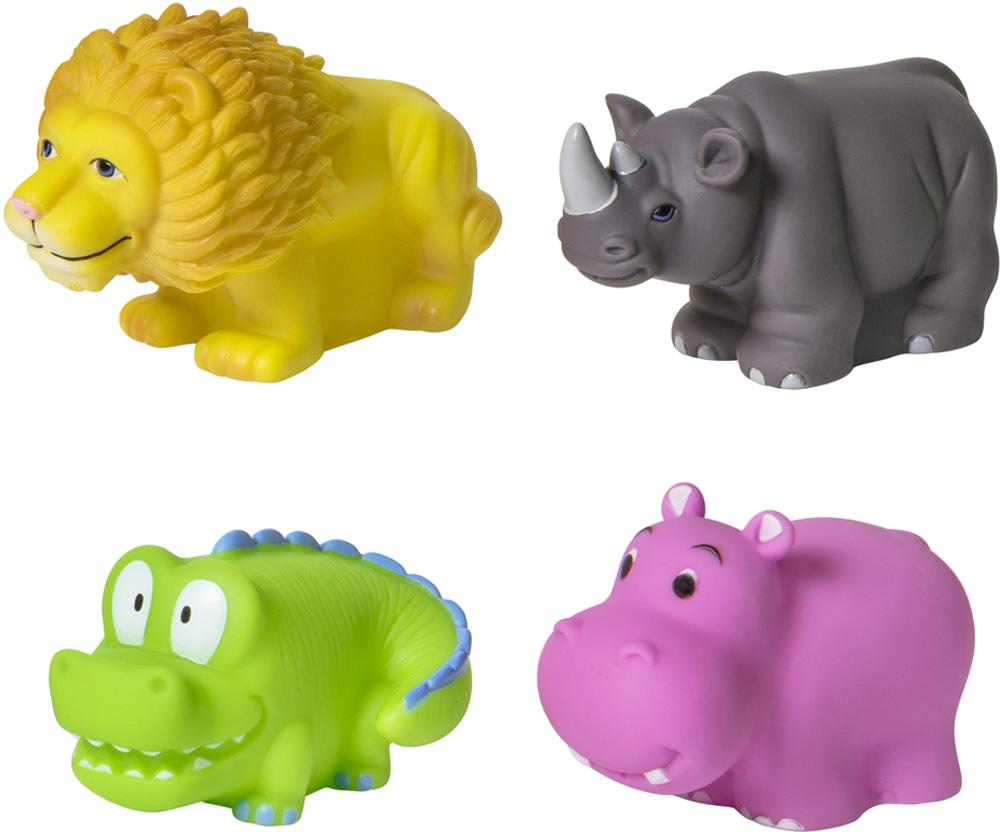 Детские игрушки для ванной Курносики Африка курносики набор игрушек брызгалок для ванны баю бай